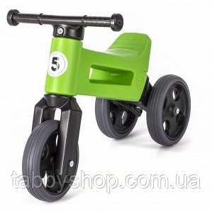 Беговел Funny Wheels Rider Sport (цвет: зеленый)