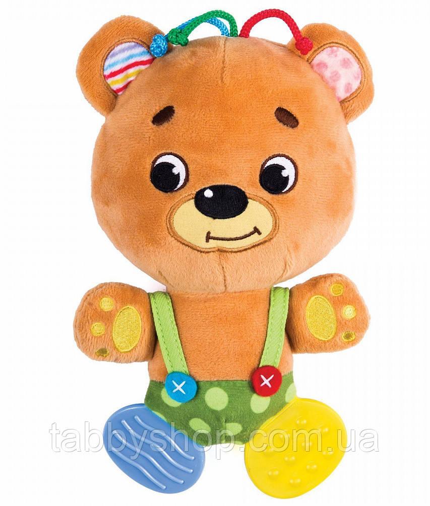 Музична іграшка Happy Snail Ведмедик Топтышка