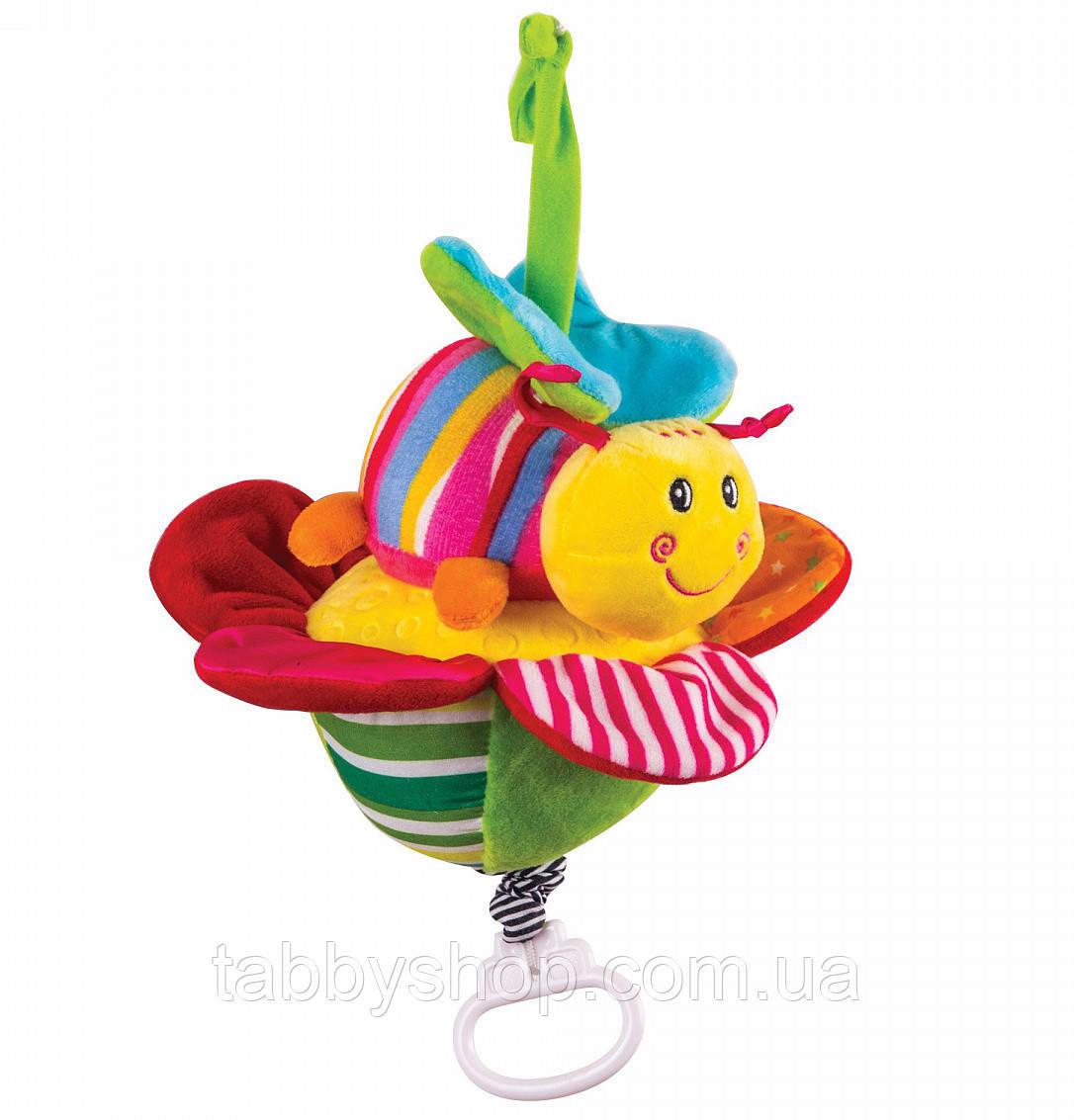 Музыкальный мобиль Happy Snail Весна