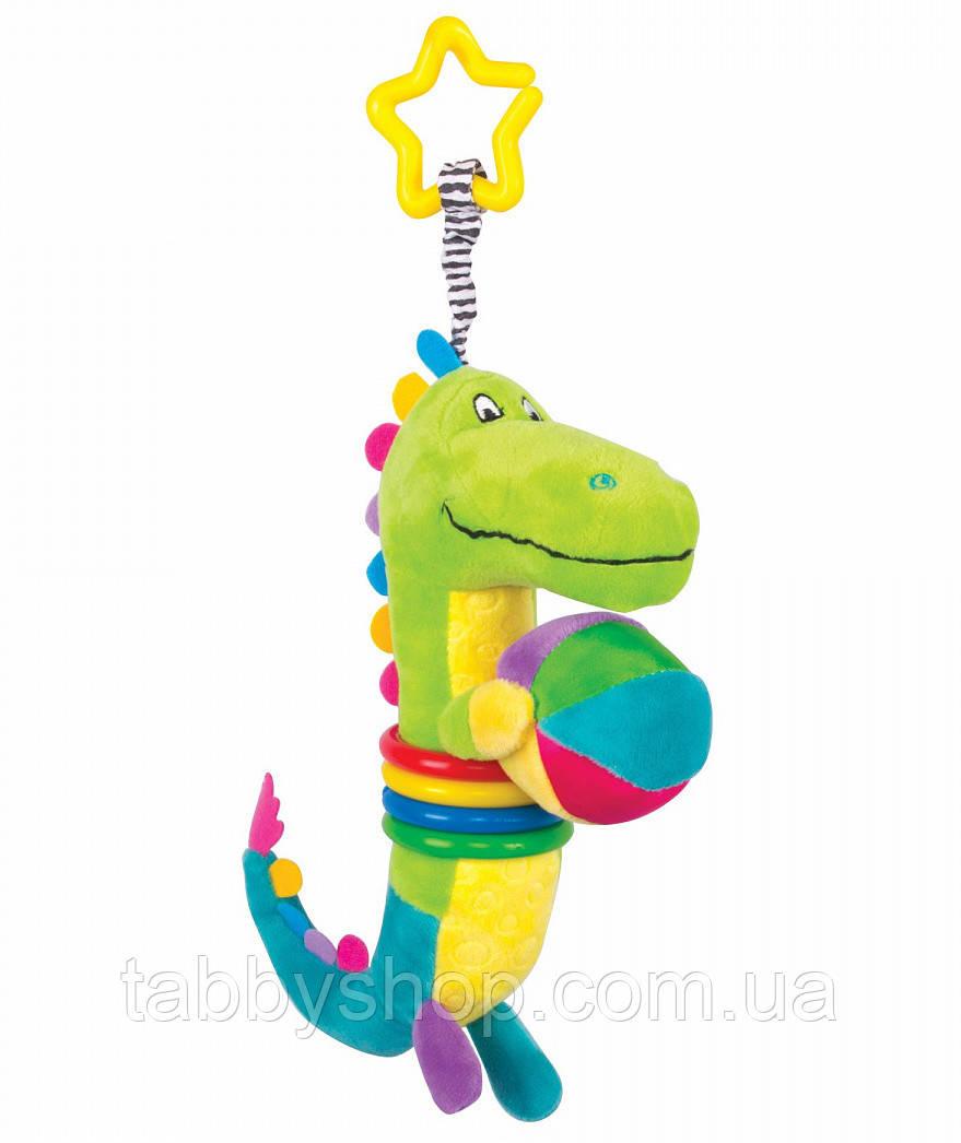 Іграшка-підвіска Happy Snail Крокодил Кроко