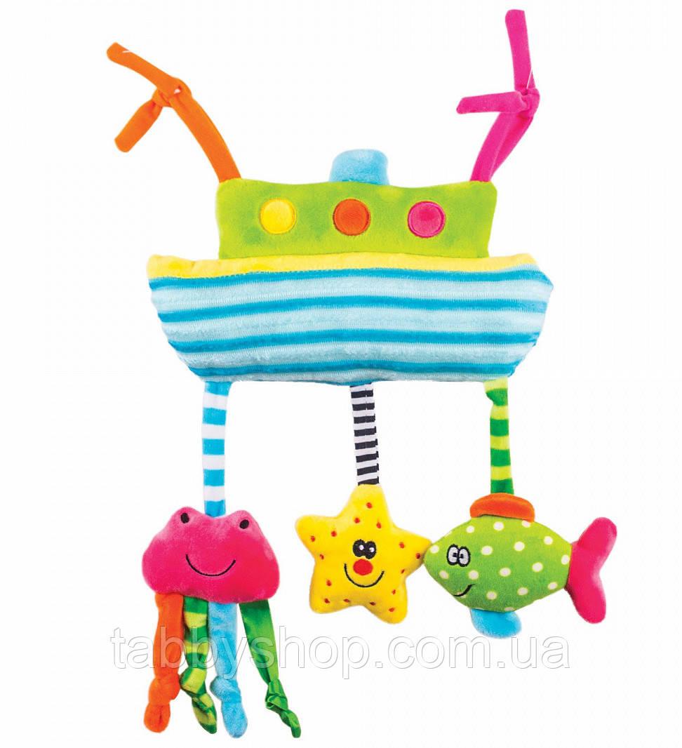 Игрушка-подвеска Happy Snail Морские приключения