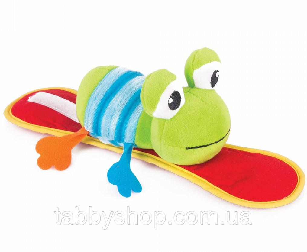 Игрушка с фиксатором Happy Snail Лягушонок Квака