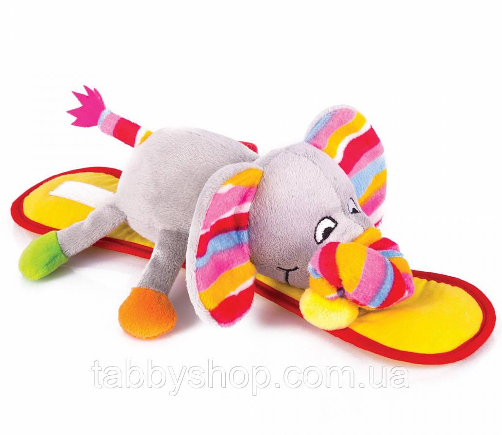 Игрушка с фиксатором Happy Snail Слоник Джамбо