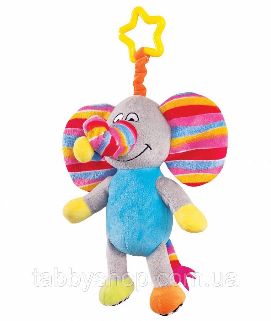 Игрушка-подвеска Happy Snail Слоник Джамбо