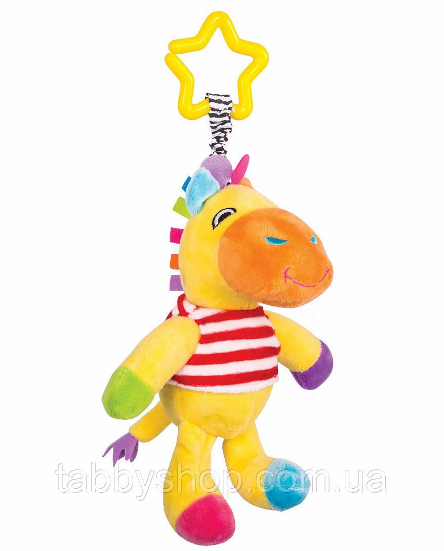 Игрушка-подвеска Happy Snail Жираф Спот