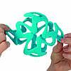 Прорезыватель NUBY Силиконовый мячик (бирюзовый), фото 2