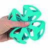 Прорезыватель NUBY Силиконовый мячик (бирюзовый), фото 3