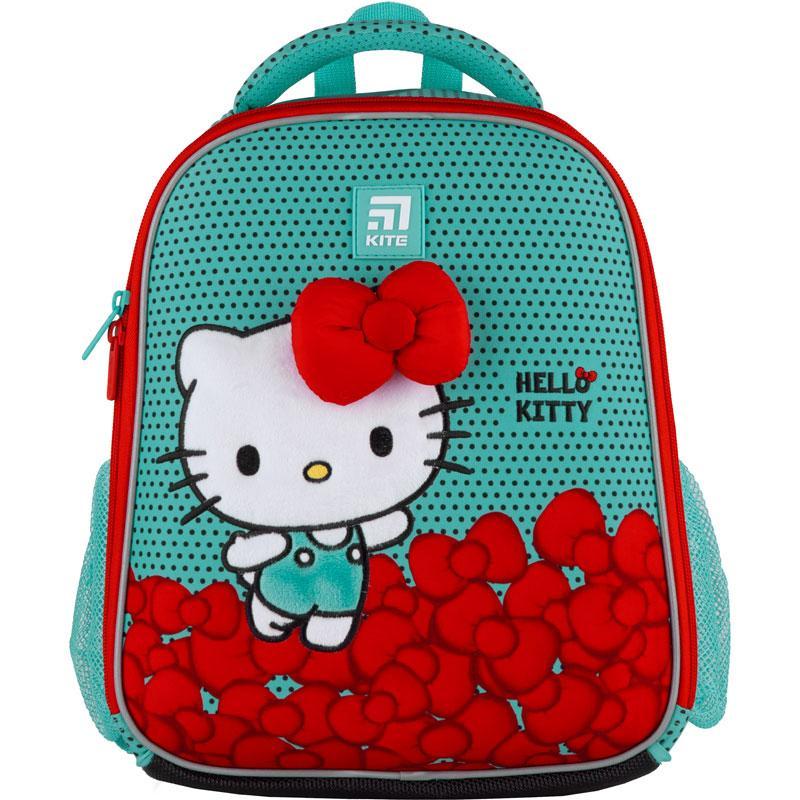 Рюкзак школьный каркасный Kite Education Hello Kitty HK21-555S ЧП Бабчи ранец рюкзак ranec