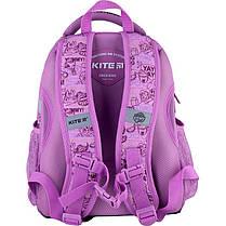 Рюкзак школьный каркасный Kite Education My Little Pony LP21-555S ЧП Бабчи ранец рюкзак ranec, фото 3