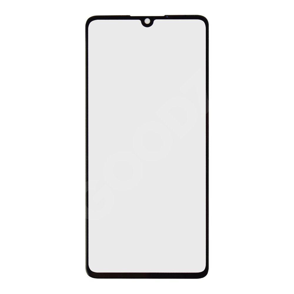 Стекло корпуса для Huawei P30 2019, цвет черный