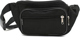 Практична сумка на пояс Wallaby 2900, чорна