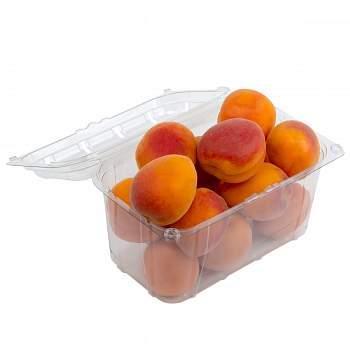 Пластиковый судок для ягоды и фрутов 1 кг ПЭТ