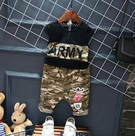 Костюм літній Army 3149 90