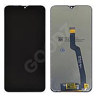 Дисплей для Samsung A105F /DS Galaxy A10 с тачскрином в сборе, цвет черный, TFT c регулировкой яркости