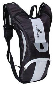 Вело рюкзак спортивний 5L Corvet BP2504-82 чорний