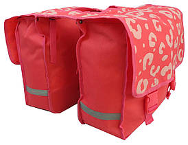 Велосипедна сумка, велоштани 34 L Сrivit S061790 рожевий