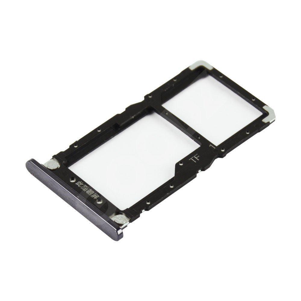 Тримач сім карти для Xiaomi Mi8 Lite, колір чорний