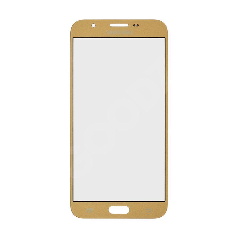 Стекло корпуса для Samsung J727V/J727P Galaxy J7 V/Perx (2017), цвет золотой