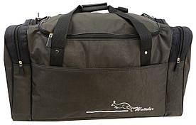 Дорожная сумка из нейлона Wallaby, Украина 437-6, 62 л