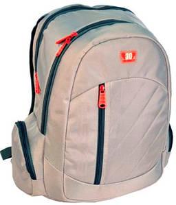 """Рюкзак для ноутбука 15,6"""" PASO, 21L, 13-B30 сірий"""