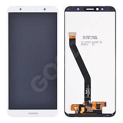Дисплей для Huawei Honor 7A Pro, 7C, Y6 2018, Y6 Prime 2018 (AUM-L29, AUM-L41, ATU-L21, ATU-L31) з тачскріном