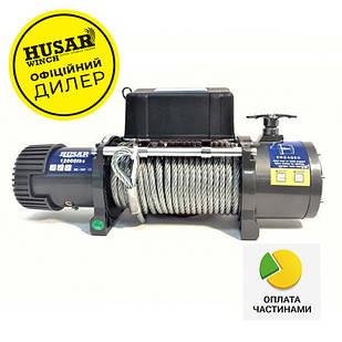 ✅Лебедка электрическая  Husar BST 12000 Lbs - 5443 кг электролебедка автомобильная 12 вольт