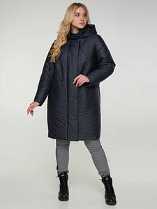 Пальто утеплене CR-70209-BLK