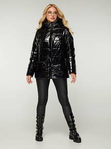 Куртка черная CR-702312-BLK