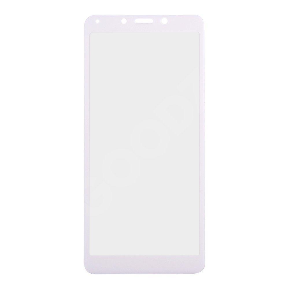 Защитное стекло для Xiaomi Redmi 6/Redmi 6A 3D, цвет белый