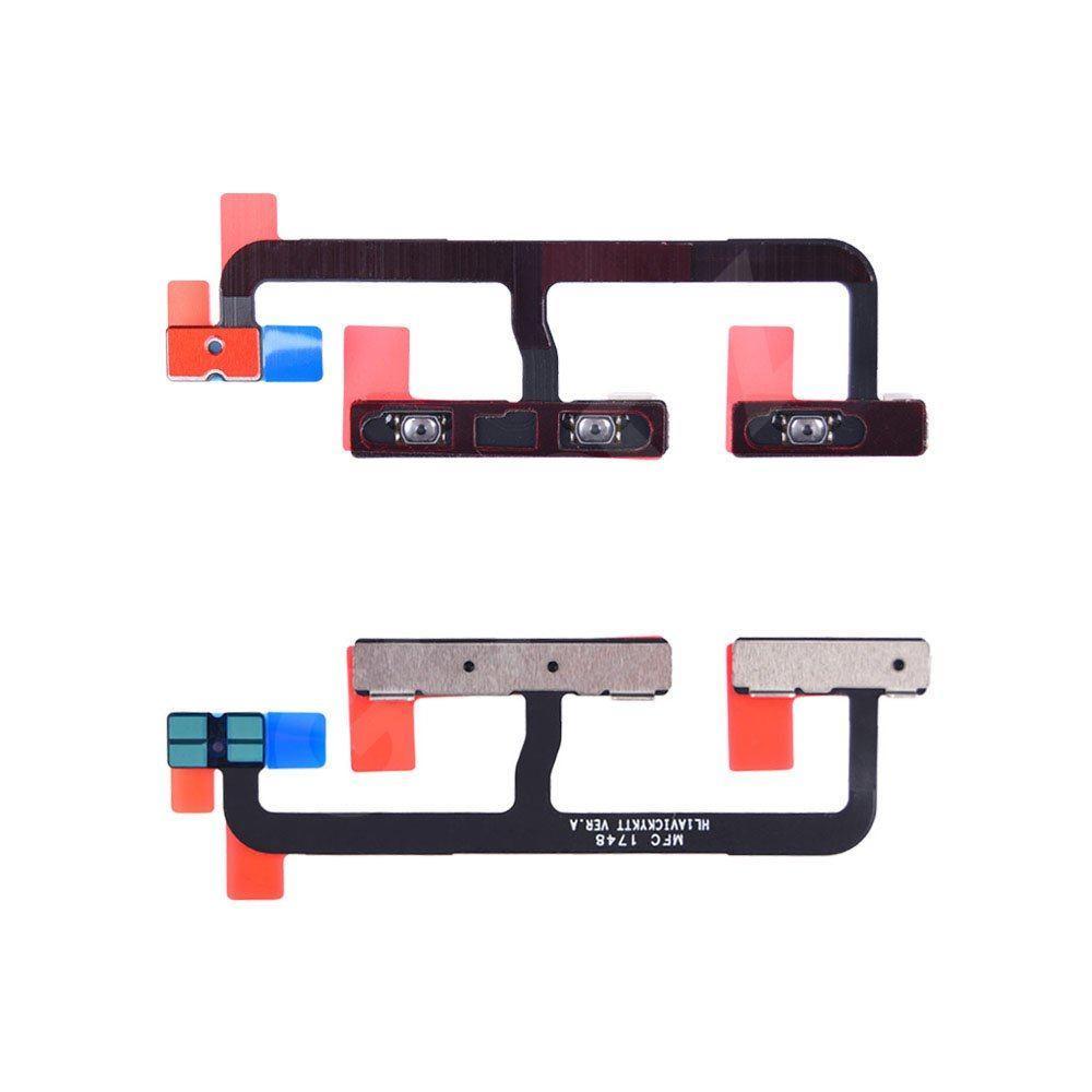 Шлейф для Huawei P10 Plus с кнопками включения и громкости