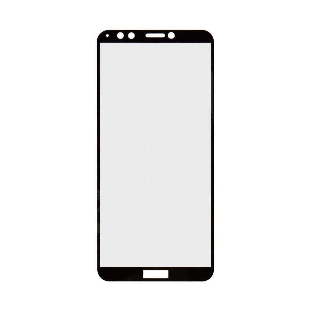 Захисне скло для Huawei Honor 7C Pro (LND-L29 / LND-Al40 / LND-TL40), 3D, колір чорний