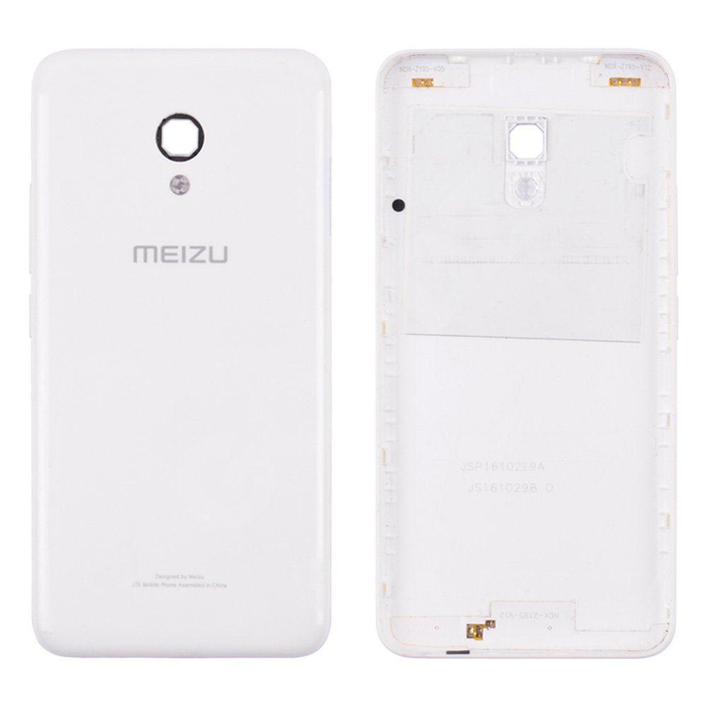 Задня кришка для Meizu M5 / M5 mini (M611), колір білий