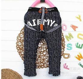 Штани для хлопчиків AIRMY весна 6021 92