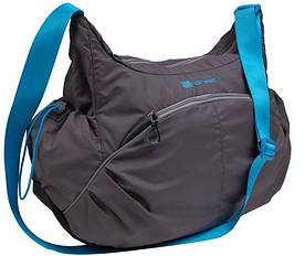 Женская сумка для фитнеса 23L Corvet HB4610-13 серая
