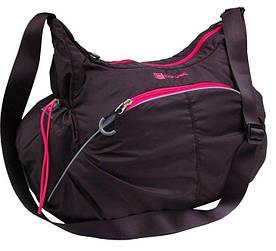 Женская спортивная сумка 23L Corvet HB4610-80 черная