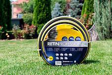 Шланг садовый Tecnotubi Retin Professional для полива диаметр 1/2 дюйма, длина 50 м (RT 1/2 50), фото 2