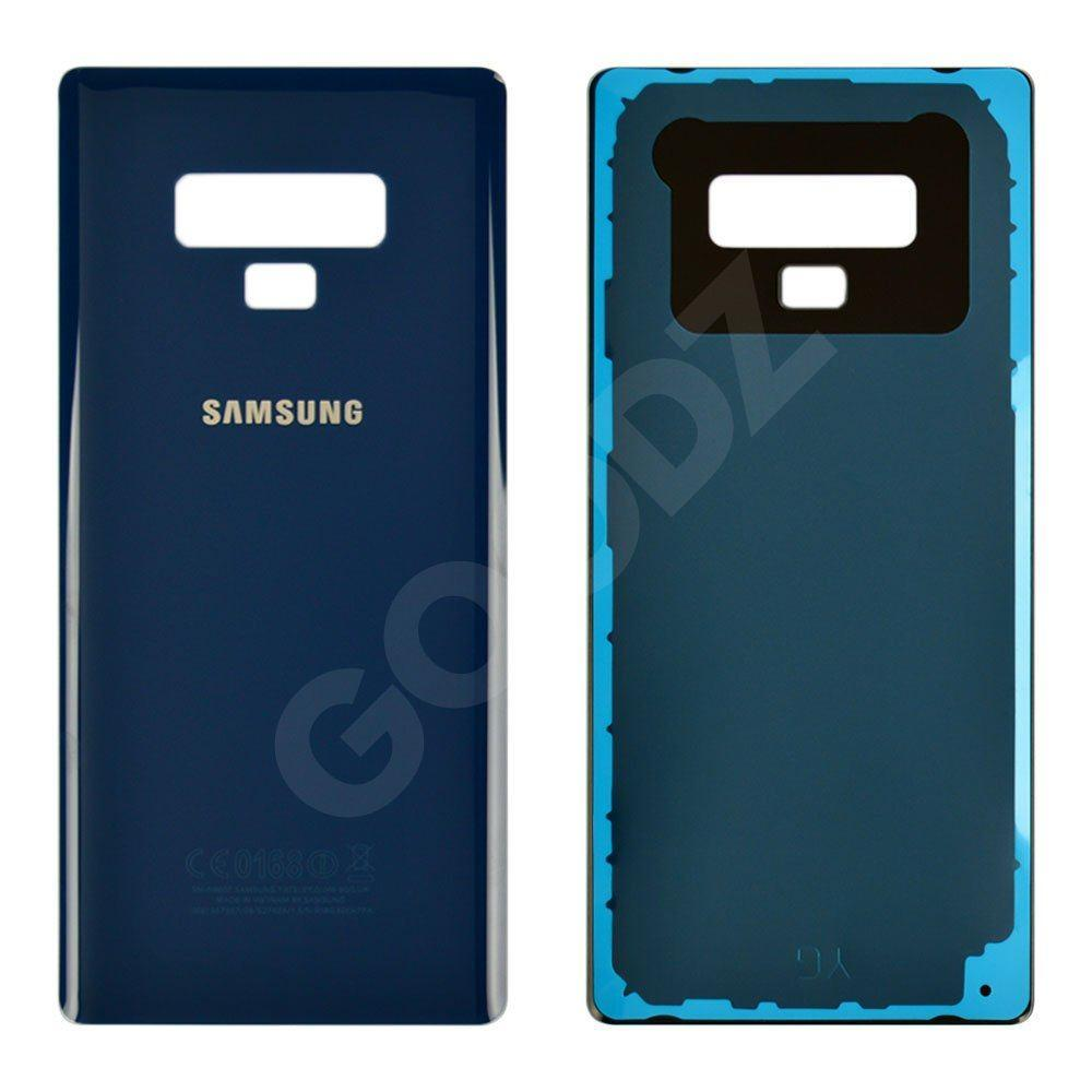 Задня кришка для Samsung N960F Galaxy Note 9 (2018), колір синій