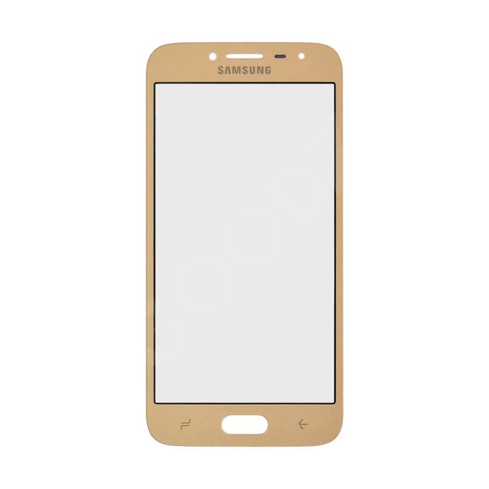 Скло корпусу для Samsung J250 / DS Galaxy J2 (2018), колір золотий