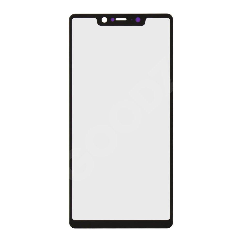 Стекло корпуса для Xiaomi Mi 8 SE, цвет черный
