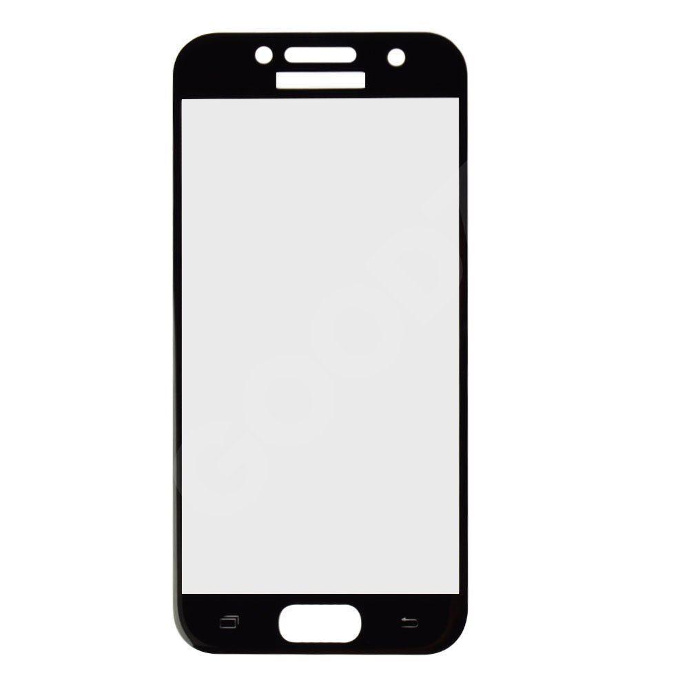 Защитное стекло для Samsung A320 Galaxy A3 (2017) 3D, цвет черный