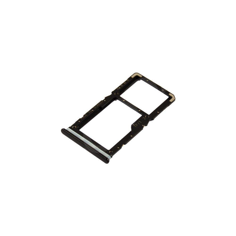 Тримач сім карти для Xiaomi Redmi Note 7, колір чорний