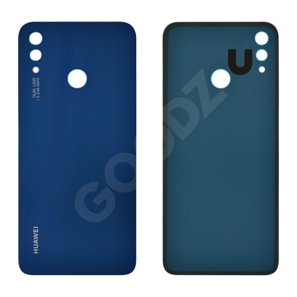 Задня кришка для Huawei P Smart Plus (INE-LX1) / Nova 3i, колір синій, оригінал