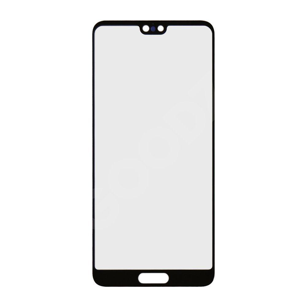 Скло корпусу для Huawei P20 2018, колір чорний