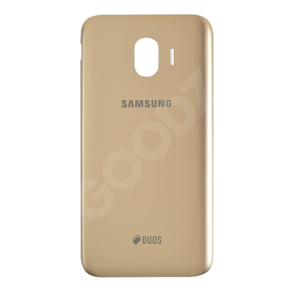 Задняя крышка для Samsung J250/DS Galaxy J2 (2018), цвет золотой