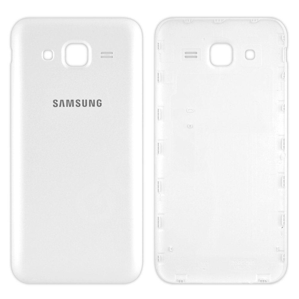 Задня кришка Samsung J500H / DS Galaxy J5, колір білий