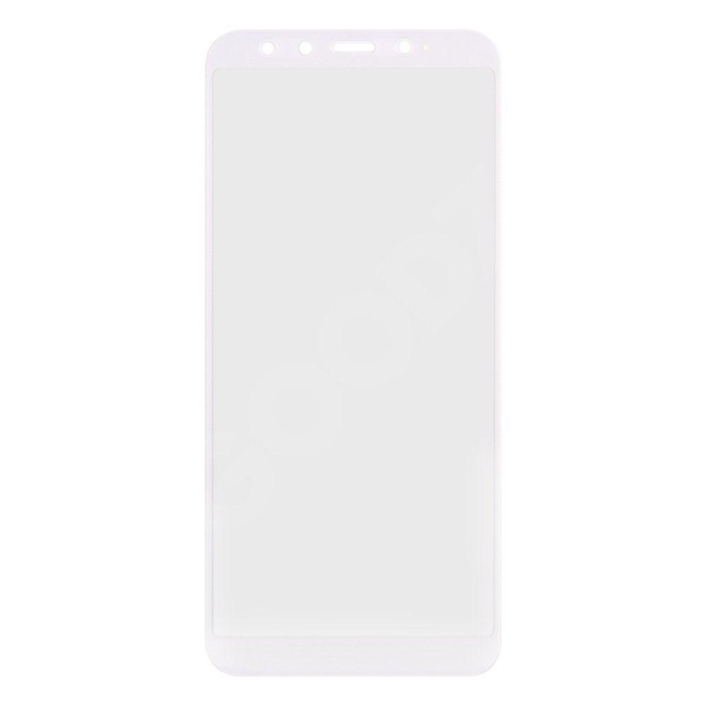 Захисне скло для Xiaomi Mi A2 3D, колір білий