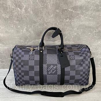 Чоловіча дорожня сумка Louis Vuitton Keepall