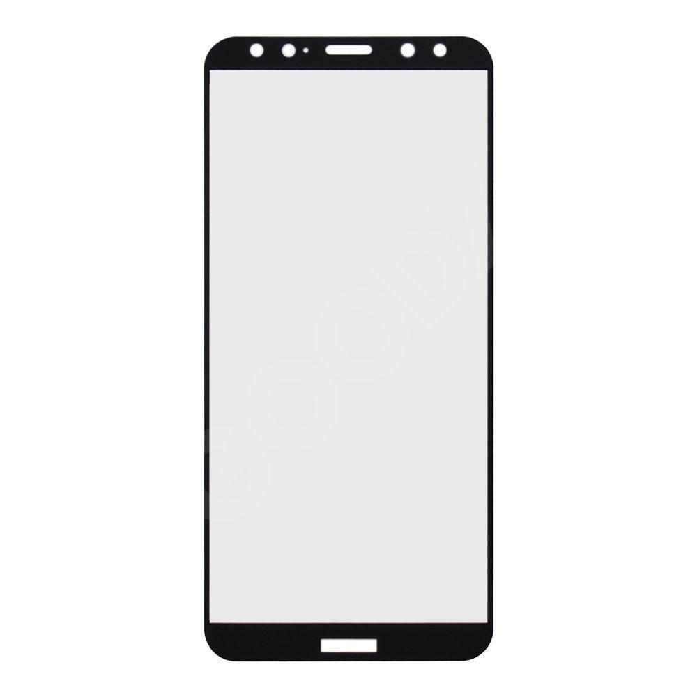 Захисне скло для Huawei Mate 10 Lite (RNE-L01 / RNE-L21) 3D, колір чорний