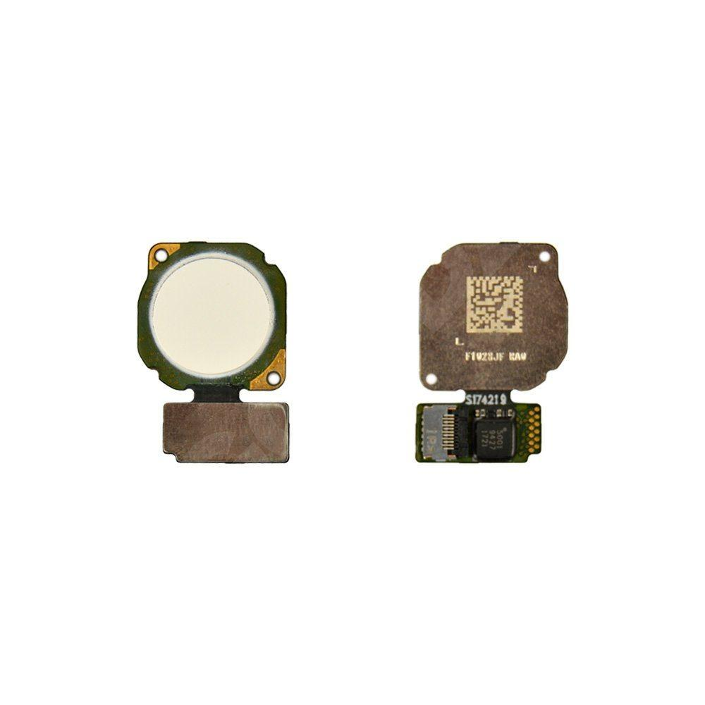Датчик отпечатка для Huawei P8 Lite (2017)/P Smart/P Smart Plus/Honor 7X/Нonor 8 Lite/Honor 8 Pro/Honor