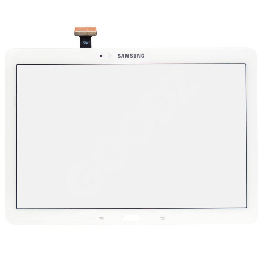 Тачскрин (сенсор) Samsung Galaxy Note 10.1 P600, цвет белый